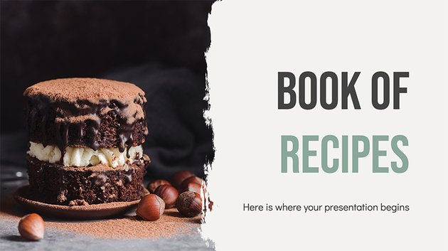 Free Book of Recipes