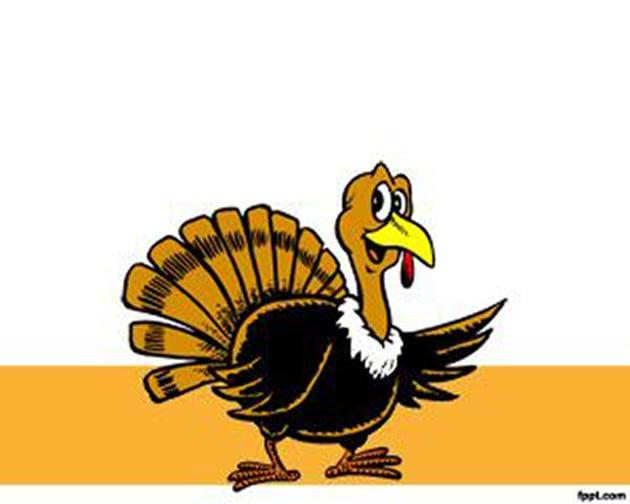 Turkey - Free Thanksgiving for Kids PPT