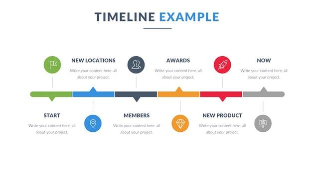 Free Timeline Google Slides Template