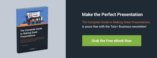 Make a Great Presentation Free eBook Download