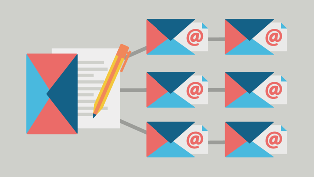 Group email threading