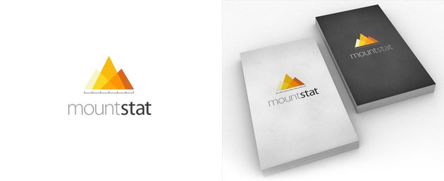 Data Style Logo Template For Business