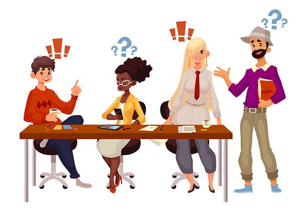 Rolestorming Applying the Group Brainstorming Method