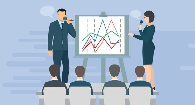 How to Give a Good Presentation - Free from Anxiety