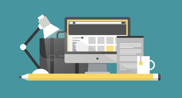 Writer WordPress Portfolio Theme