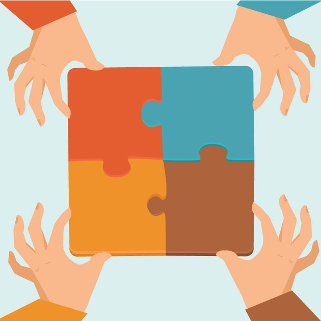 Bring the right group together for your brainstorming session