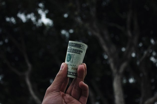 Why stop trading your time for money