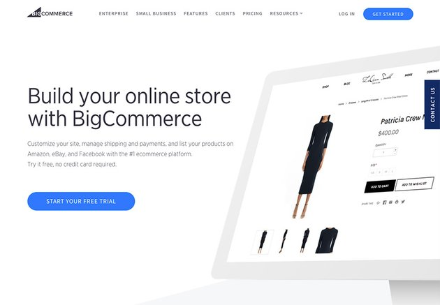 Why build your online store with BigCommerce
