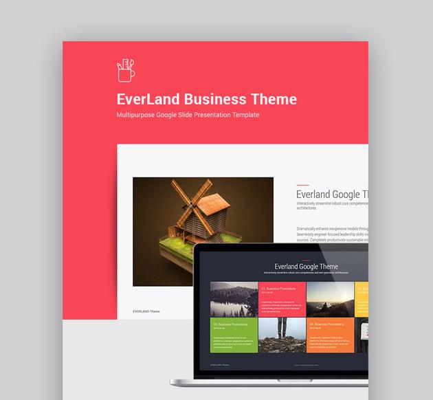 Everland Business Google Slides Theme