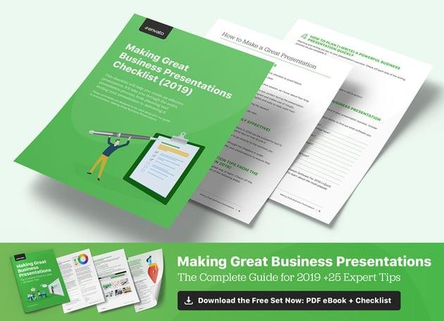 Making great business presentations eBook