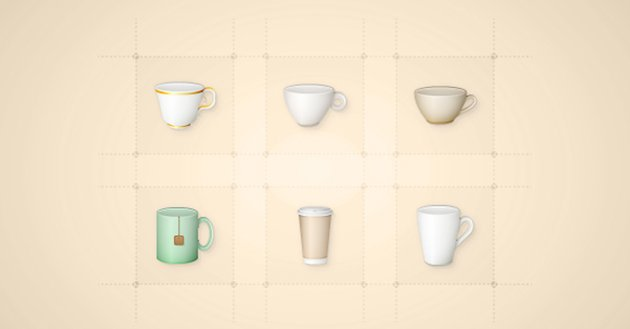 Create a Set of Coffee and Tea Icons in Adobe Illustrator