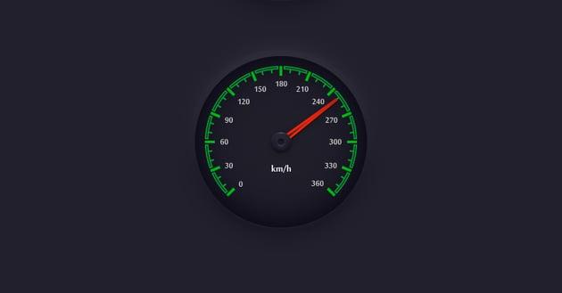 Create a Simple Speedometer Illustration in Adobe Illustrator