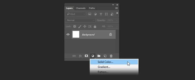 Add background layer