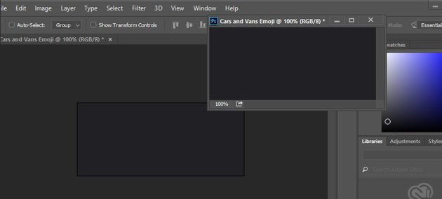 Make two Windows for the same file