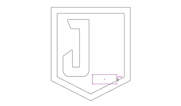 Draw L character