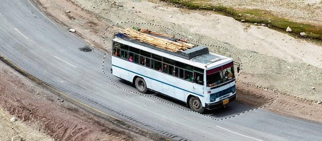 Reveal the original bus image