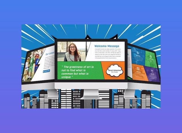 Education Themed Google Slides Templates