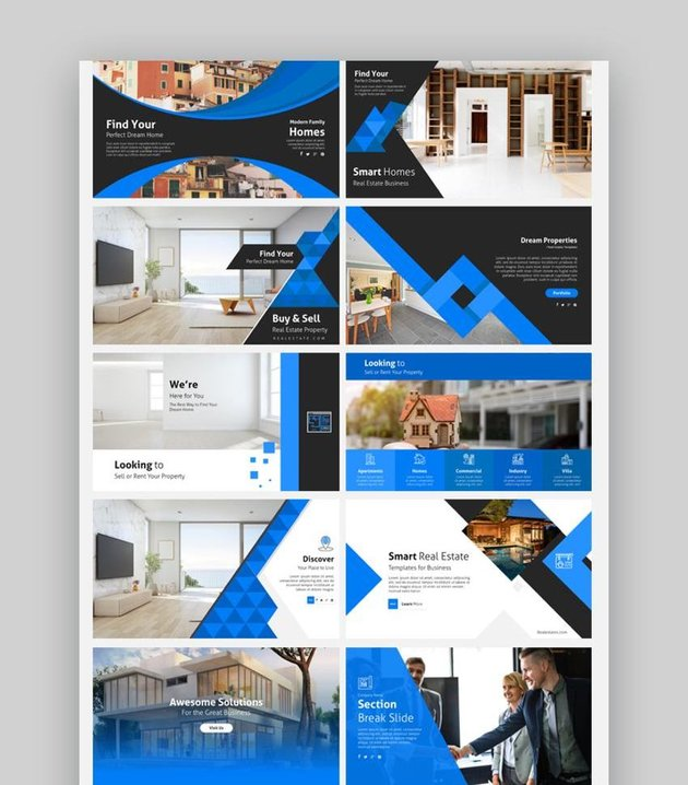 Realtor - Real Estate Business Template
