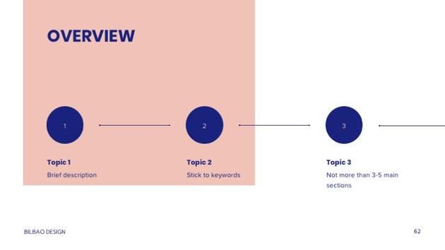 Overview Slide-Business Presentation Templates