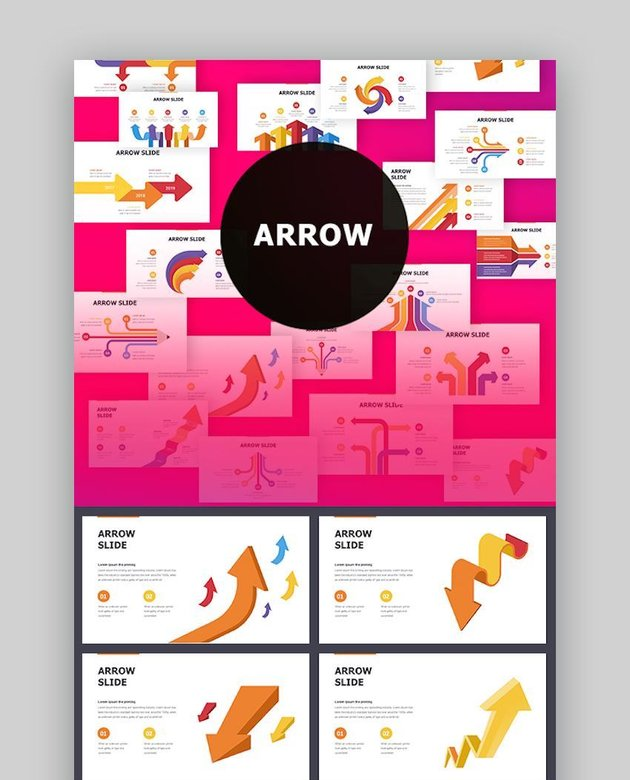 Infographic Presentation Templates