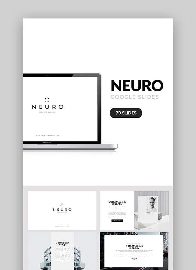 Neuro Google Slides Presentation