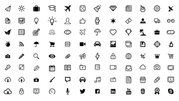 Visualizm Icon Slides