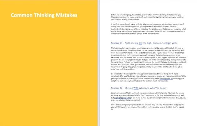 Microsoft Word background - single page workaround