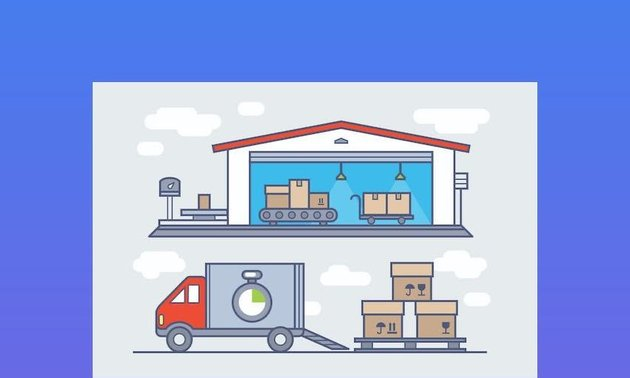Microsoft clipart - Warehouse clipart