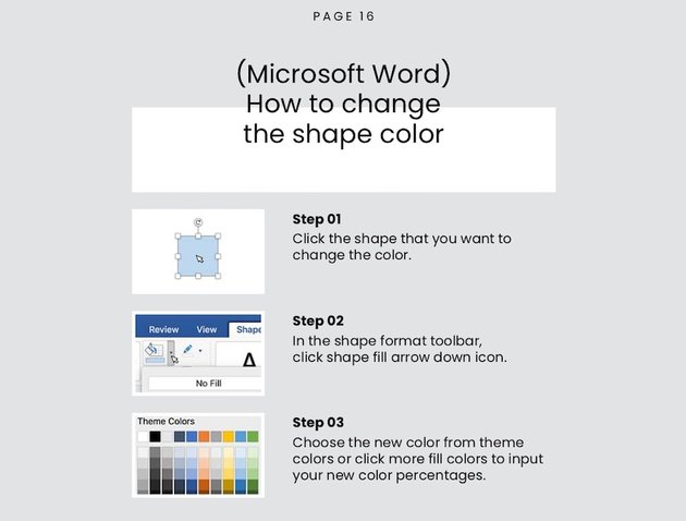 receipt template word - how to customize