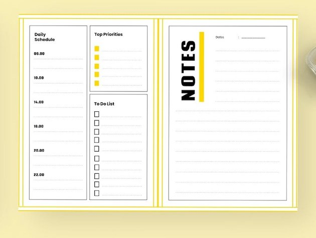 checklist template for Word