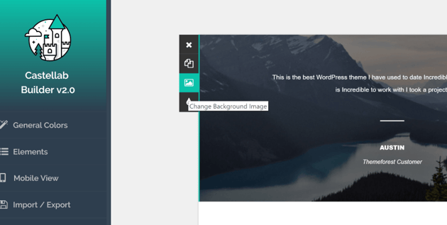 customize images for free - mailchimp templates