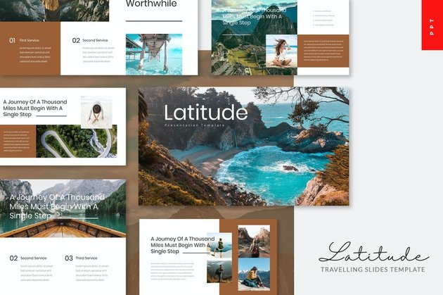 Best Free Travel  Tourism PowerPoint Presentation Templates
