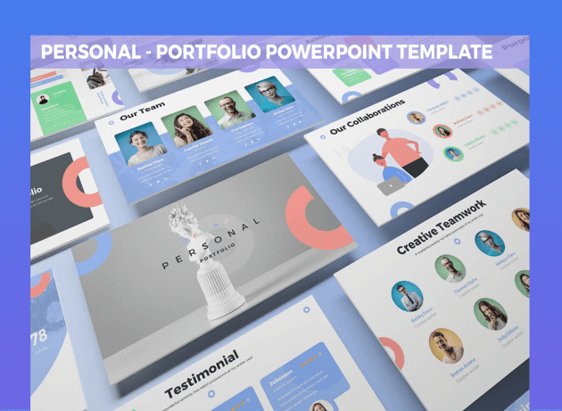 all about myself powerpoint presentation