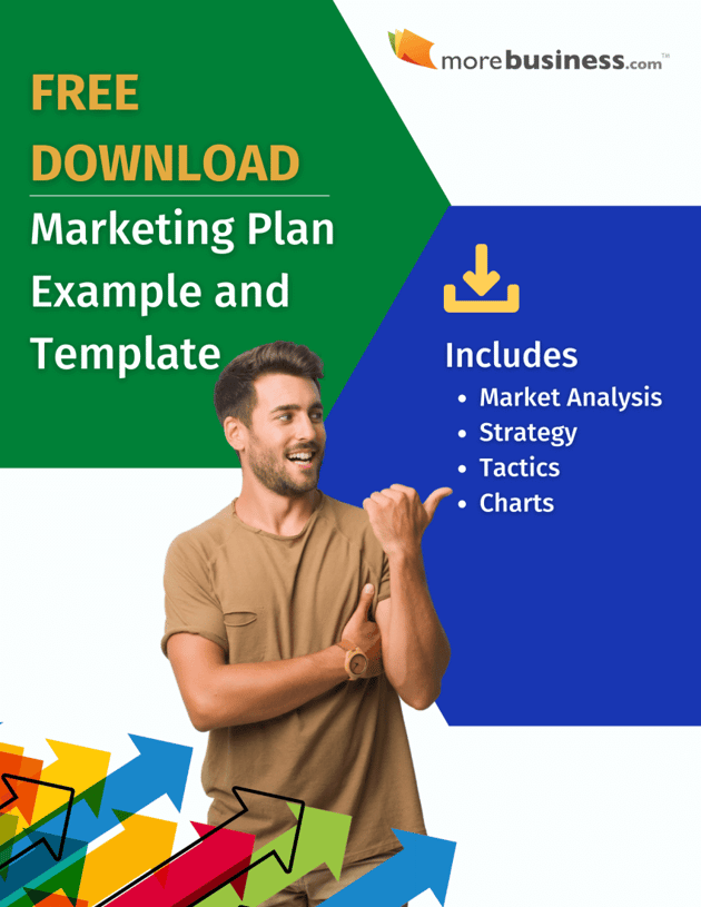 marketing plan template word free download example
