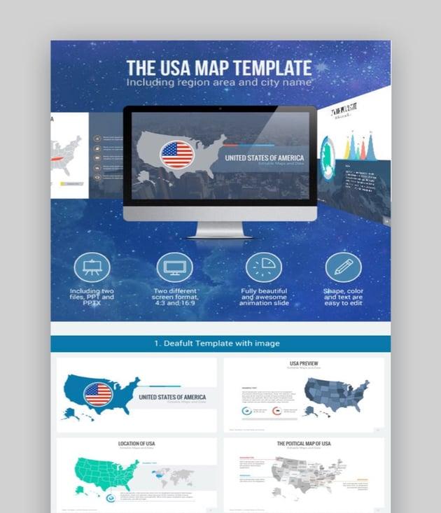 map presentation