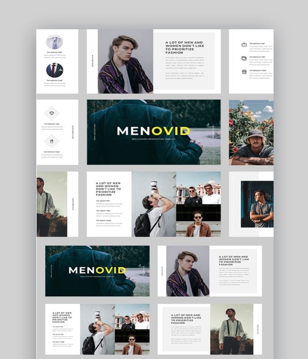 Menovid Fashion Presentation
