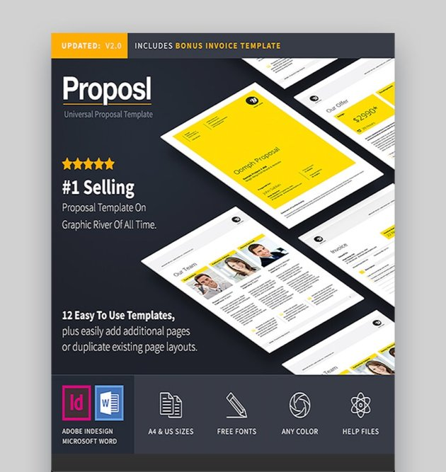 Business Proposal Template