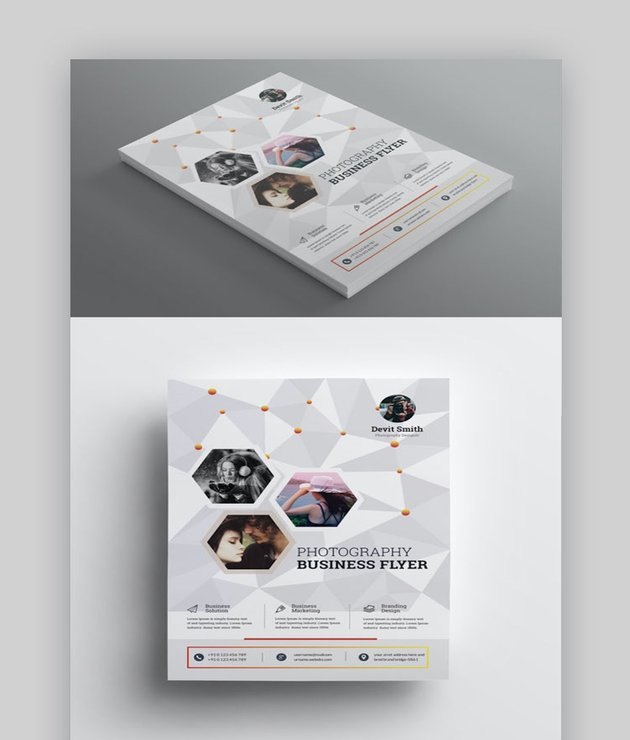 Corporate Flyer - A Graphic Design Flyer