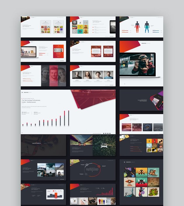 Creative PowerPoint Theme