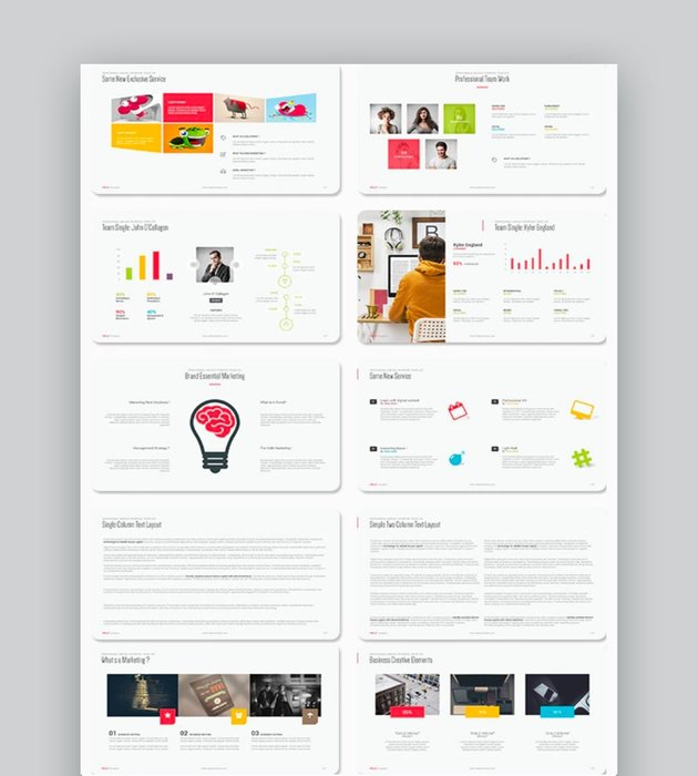 Volle Multipurpose Template