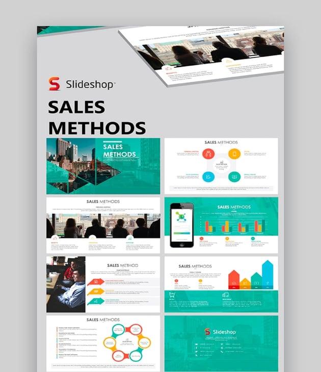 Sales Methods Sales PPT