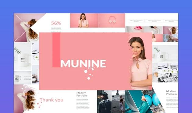 Munnine