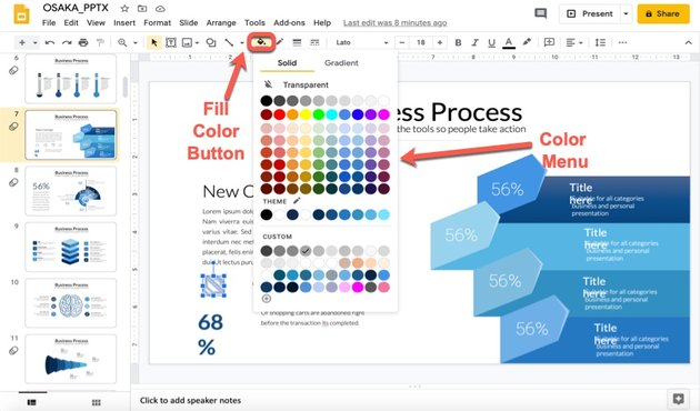 How to Change the Color of an Icon