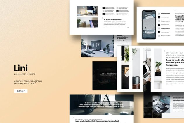 This PowerPoint Template is a simple and minimal template that you can tweak to create a combination format resume PowerPoint.