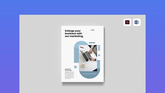 Microsoft Word Business Brochure Template