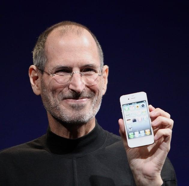 Steve Jobs by Matthew Yohe