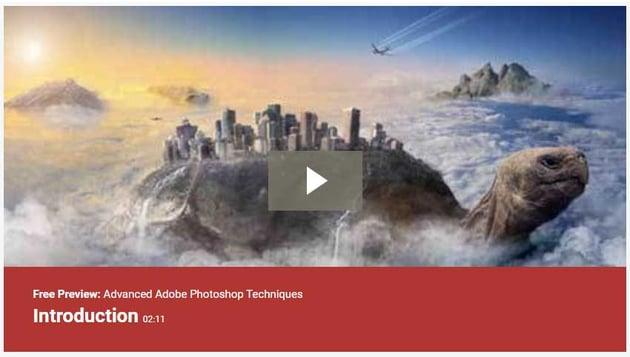 Advanced Adobe Photoshop Techniques