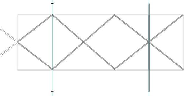 copy the vertical line