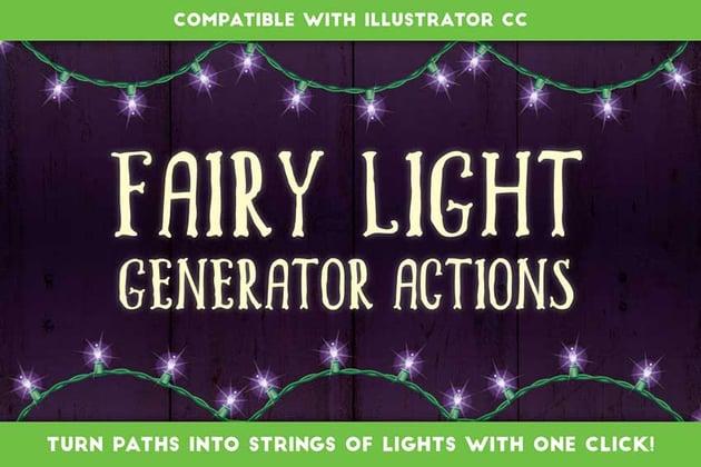 Fairy Light Generator