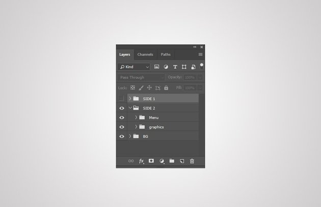 create a layer group